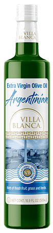Argentinian extra virgin olive oil