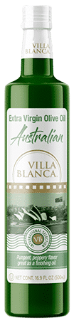 Australian extra virgin olive oil