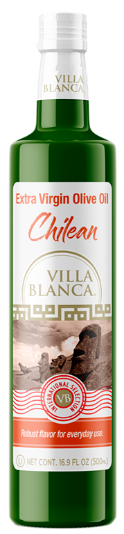 Chilean extra virgin olive oil